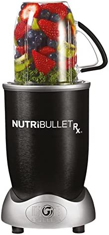 NutriBullet Rx Batidora de vaso 1.3L 1700W Negro - Licuadora ...