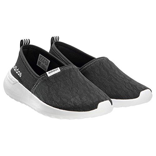 Adidas Women's Cloudfoam Lite Racer Slip On Shoe (Black, - Army Adidas Shoes