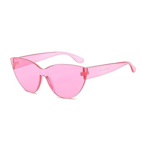 AOLVO - Gafas de Sol con Bloqueo UV, Color Caramelo, Lentes ...
