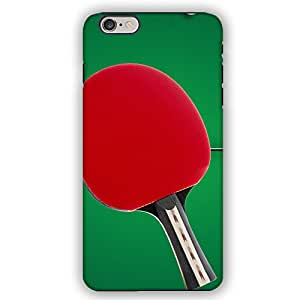 Sports Ping Pong Paddle iPhone 6 Armor Phone Case