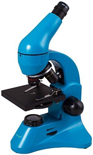 Barlow 2 Blade (2 AA Rainbow 50L Plus Azure Microscope)