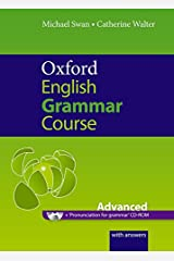 Oxford English Grammar Course: Advanced. With Answers CD-Rom Pack Paperback