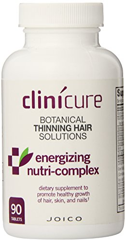 Joico Clinicure Energizing Supplement 90 product image