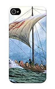 0d5c67626883 Awesome Ships Vikings Sail Ship Sails Flip With Fashion Design For Case For iphone 5c Cover As New Year's Day's Gift