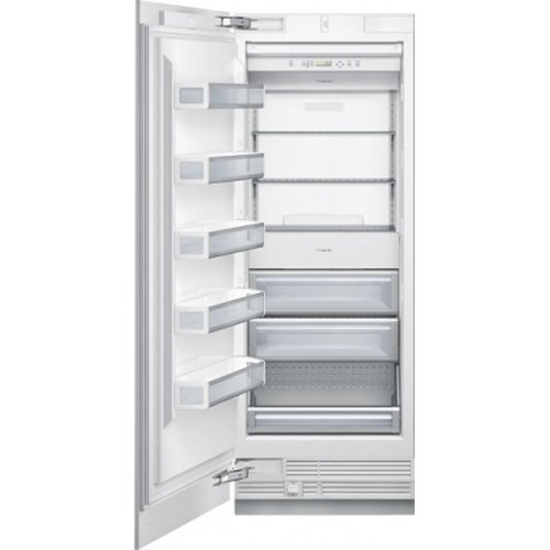 Thermador 30 In. Panel Ready Freezer Column - T30IF800SP by Thermador