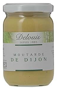 Delouis Fils - Organic Dijon Mustard - 200g