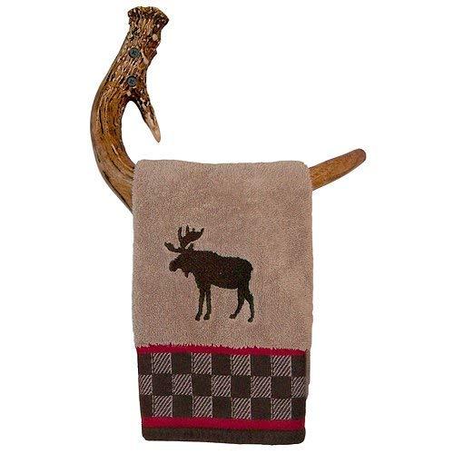 Amazon.com: Mountain Mike de reproducciones Antler toalla de ...