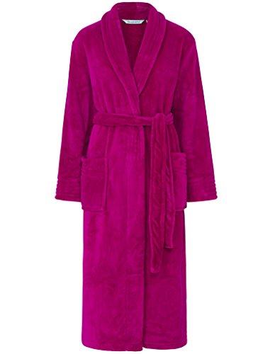 Slenderella Robe de Chambre a Manches Longues - Rose HC6302