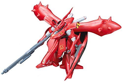 "Bandai Hobby RE/100 1/100 MSN-04 II Nightingale ""Char's Coun"