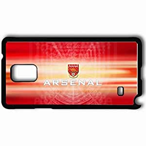 Personalized Samsung Note 4 Cell phone Case/Cover Skin Arsenal Thierry Henry Arsenal Football Black