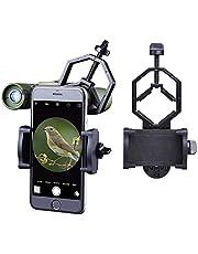 Libershine Universele telefoonadapter en mount statiefhouder voor smartphone Sony Samsung Moto - camera spectief/telescoop/microscoop/verrekijker