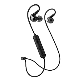 MEE audio X6 Plus Stereo Bluetooth Wireless Sports In-Ear Headphones with Headset
