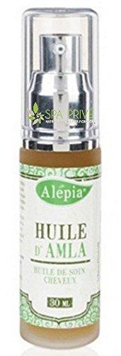 Amla haaröl 100% pflanzlich 30ml ohne silikone anti haarausfall