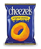 Cheezels Original Cheese Snack 2.11 oz (60 g.) x 3 bags