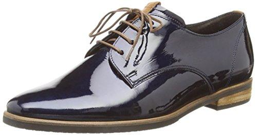 Donna s 32 655 con Sport Derby Shoes Blau Lacci 86 Nightb Satt C Gabor Comfort s Scarpe qWOzpt