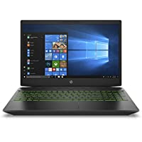 HP Pavilion Gaming 15-inch Laptop, Intel Core i5-8300H Processor, AMD Radeon RX-560X 2 GB, 8 GB RAM, 1 TB hard drive and 128 GB SSD, Windows 10 Home (15-cx0040nr, Black)