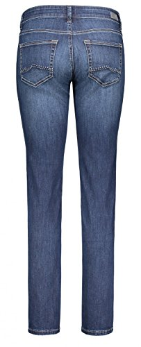 D845 Donna Jeans Dritta MAC Pipe a Carrie Gamba HnY1xCw0q