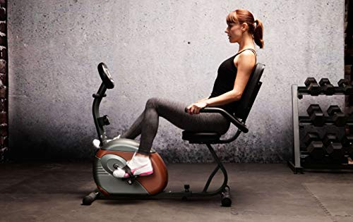 Marcy Recumbent Exercise Bike with Resistance ME-709 by Marcy (Image #3)