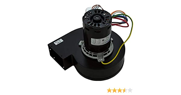 Zodiac R0455600 Blower Assembly with Gasket Replacement for Zodiac Jandy LXi Low NOx Pool and Spa Heaters