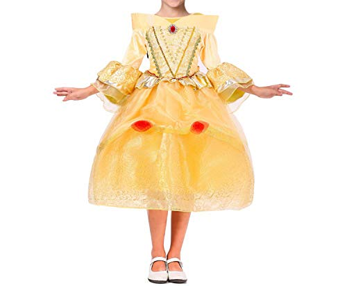 CDresses Princess Costume Dress Christmas Halloween Costumes,6T ()