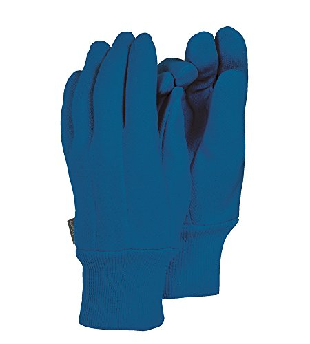 Gloves Grip Jersey Extra (Town and Country Essentials Jersey Extra Grip Gardening Gloves)