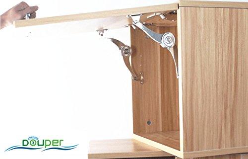 douper Folding Lid Support Tilt Up Door  - Right Tilt Cabinet Shopping Results