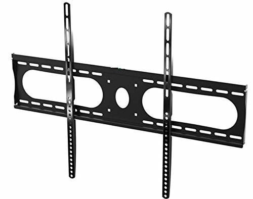 "Price comparison product image THE MOUNT STORE Low Profile Flat TV Wall Mount for Samsung 49"" Class 4K (2160P) Smart QLED TV (QN49Q6F/QN49Q6FAMFXZA) VESA 400x400mm"