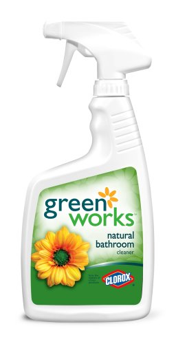 - Green Works Bathroom Cleaner, Cleaning Spray - 24 Ounces (Pack of 12)