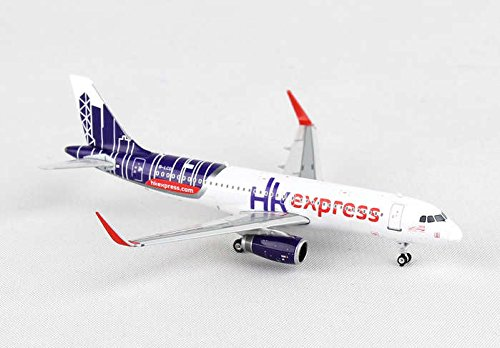 Price comparison product image Phoenix Hong Kong Express A320 1 / 400 W / Sharklet Reg b-Lcd