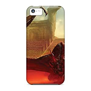Awesome Dragon Game Of Thrones Artwork Flip Case With Fashion Design For Iphone 5c by Maris's Diary