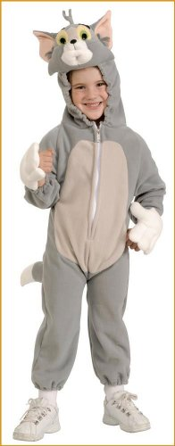 In Fashion Kids Unisex-Childs Tom Costume (3-4 Years) -