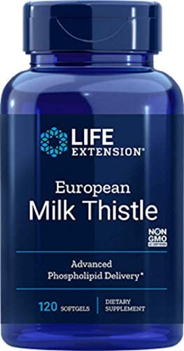European Milk Thistle 120'softgels-Pack-2