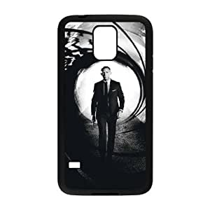 Personalized Durable Cases 007 James Bond For Samsung Galaxy S5 I9600 Cell Phone Case Black Lhdcs Protection Cover
