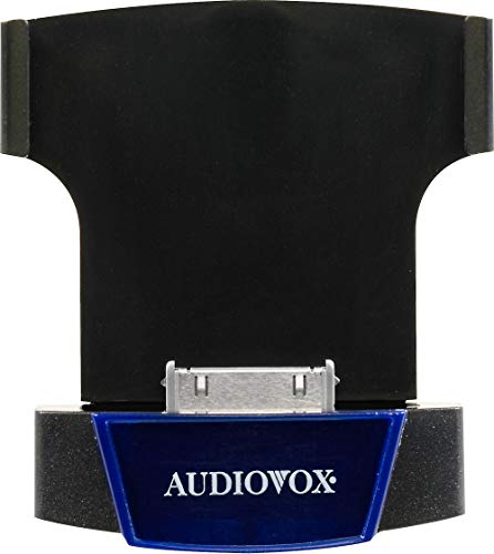 Audiovox ADCR-200-AVO - A/V Out Cradle with Cigarette Lighter Adapter and USB