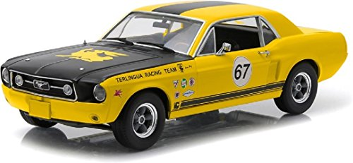Greenlight 12934 1967 Terlingua Continuation Mustang 1:18 Scale Diecast Replica