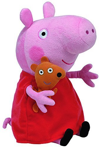 Peppa Pig Pig TY Jumbo 22