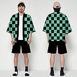 Demon Slayer Anime Cosplay Kimono Cardigan Jacket