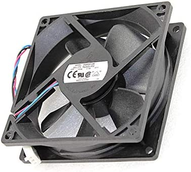 Portable Cooling Fan for Dell HU843 Vostro 200 400 430 Inspiron 530 531 Chassis Fan-Sunon