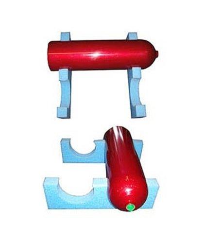Aqua Foam Tank Rack for 2 - Scuba Rack Tank