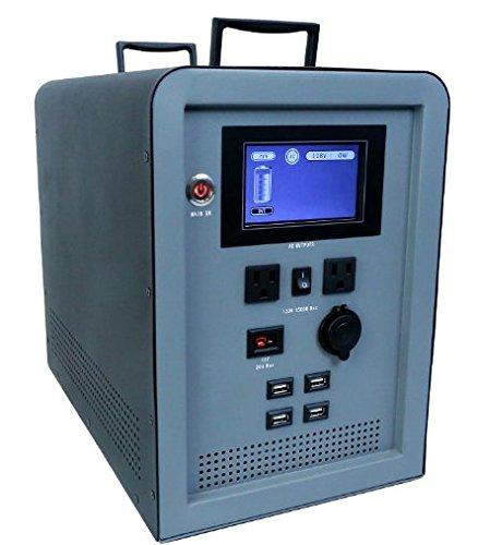 Lion Energy Ascent Fuel Less Portable Generator