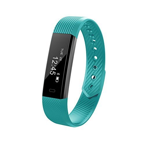 17maimeng Smart Sports Bracelet ID115 Calories Step Distance Sleep Monitor Time Find Phone Camera Control Anti Lost For Android IPhone