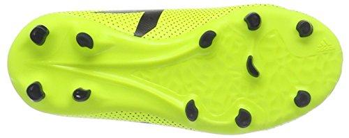 3 tinley Botas Amarillo J Fútbol amasol De Adidas X Unisex tinley Fg Niños 17 gqEEOH