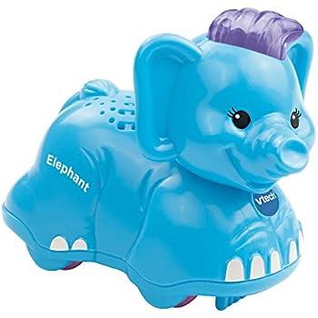 Amazon.com: VTech Go! Go! Smart Animals Elephant: Toys & Games