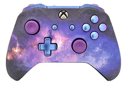 Designer Series Custom Wireless Controller for Xbox One – Multiple Designs Available (Galaxy & Chameleon Inserts)