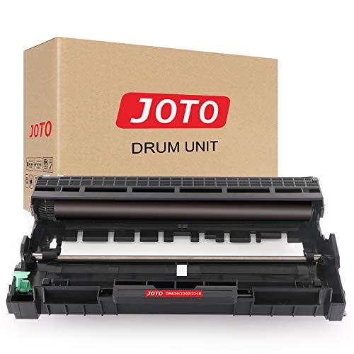 JOTO Compatible Drum Unit Replacement for Brother DR630 DR-630 DR 630 HL-2340DW HL-2300D HL-2380DW DCP-L2540DW DCP-L2520DW MFC-L2740DW MFC-L2700DW HL-L2320D (Black, 1 Pack, High - Unit Model Drum