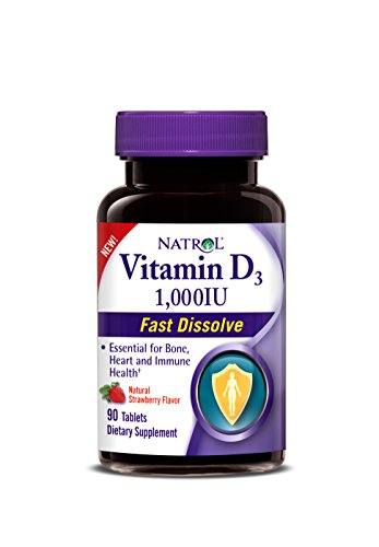 Natrol Vitamin Dissolve Tablets Count product image