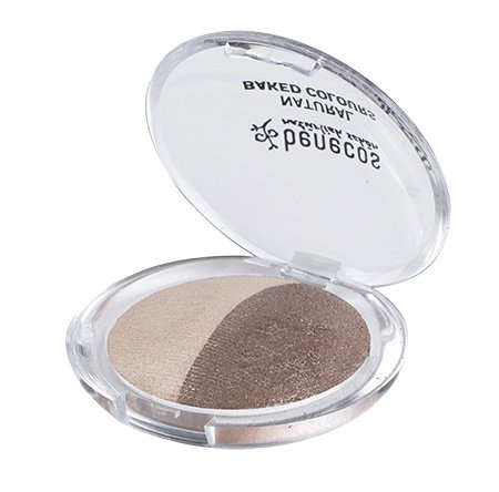 benecos Natural Baked Duo Eyeshadow: Celebrate by Benecos