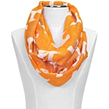 NCAA Officially Licensed Tennessee Volunteers Logo Infinity Scarf