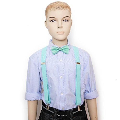 (Toddler Kids Boys Girls Child Suspender Bow Tie)