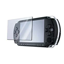 Importer520 3 Screen Protector + Cloth + Compatible With Sony Psp Sony Psp 2000 Psp 3000 Psp Slim & Lite